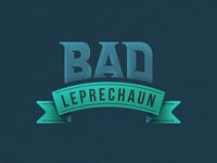 Bad Leprechaun Logo