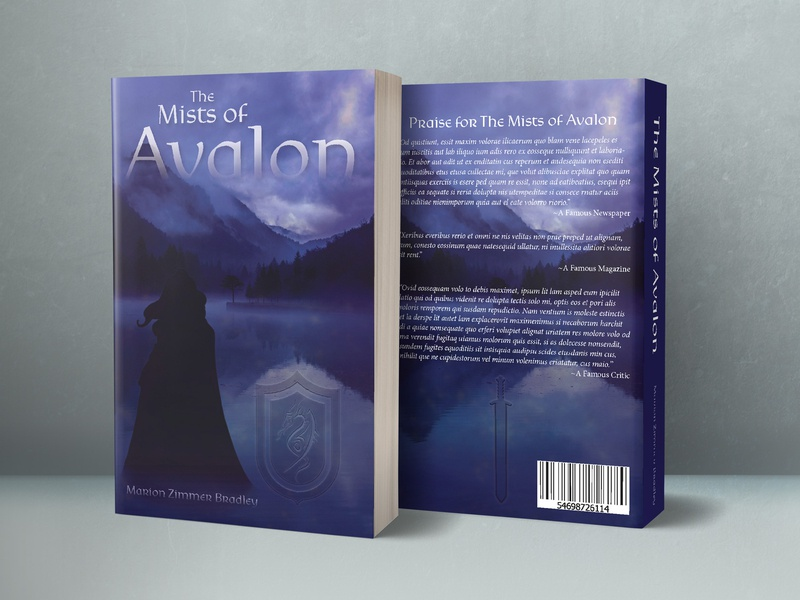 The Mists Of Avalon Book