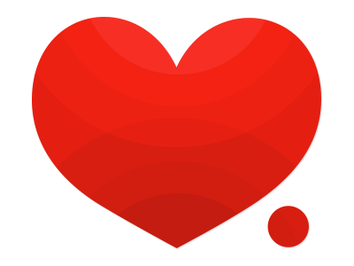 Just Love Logo logo mark heart just love love