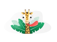 Animal - Giraffe 🦒