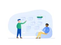 Design process - Brainstorm user flow