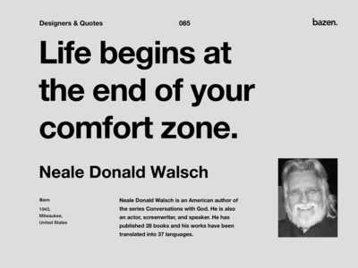 Quote - Neale Donald Walsch
