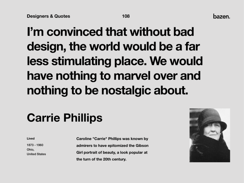 Quote - Carrie Phillips