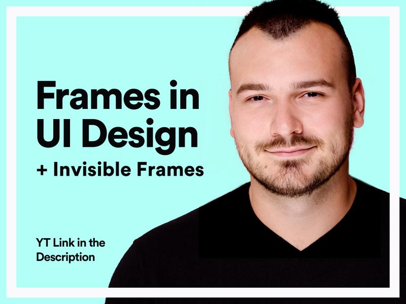 Frames in UI Design