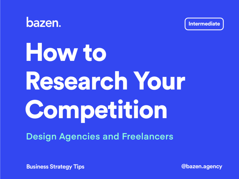 UI/UX Tip - How to Research Your Competition uiux designer uidesigner uiuxdesigner ux ux  ui ux design uxdesign uidaily uidesign ui uiux design uiuxdesign uiux design tools design thinking design tips design tip designtips competition design agency