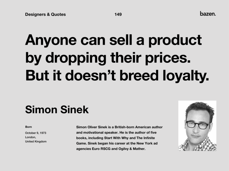 Quote Simon Sinek uiux ui design ux ui quoteoftheday simon sinek motivations design tips design agency motivational quotes design quotes inspirational quote quote design