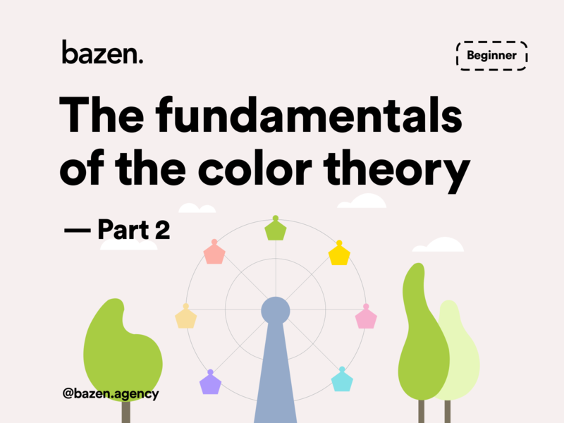 UI Tip - The fundamentals of the color theory - Part 2 color wheel user experience user interface ui user interface design tips design tip colors color palette color uiux design uiuxdesigner uiuxdesign ux designer ux design uiux ux uidesigner uidesign ui design ui