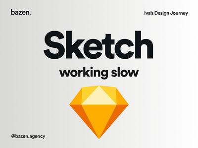 UI Tip - How to speed up Sketch ui design junior designer junior tip design agency design process sketch software design tips design tip efficiency boost bazen agency design tools sketchapp sketch ui
