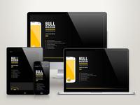 Bulldozer Screen Protector Homepage