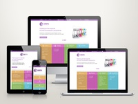 Responsive online catalogue 3dsfera.by