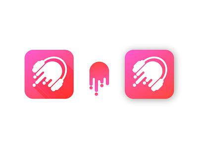 Daily UI 005 - App Icon app icon icon branding dailyui logo app typography illustration design