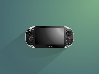 PS Vita illustration playstatyion sony