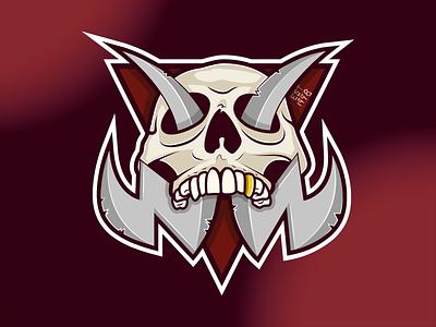 Wasteland Warriors illustrator esports espot clan logo team logo gaming gaming logo branding cs:go csgo cs counter-strike counterstrike counter strike games gamers gamer grapicdesign logo design logo