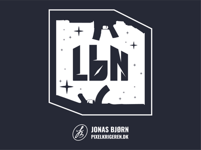 Lamers by Night clanlogo teamlogo esportlogo illustrator esports logodesign esport counter strike gaming cs:go branding logo design logo