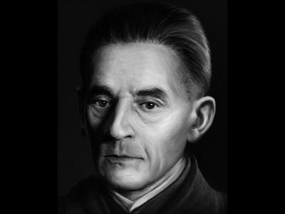 Karl Hermann Frank personality history portrait