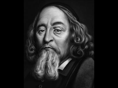 Jan Amos Komenský face history painting