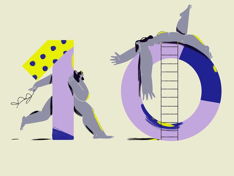 10 illustration characterdesign 1k