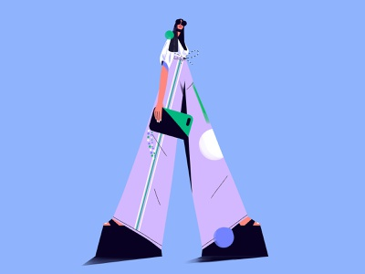 Influencers be like: I'm way taller than you ✨ ig fashion influencer characterdesign illustration
