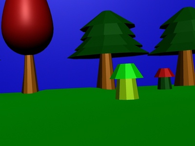 3D Modeling with