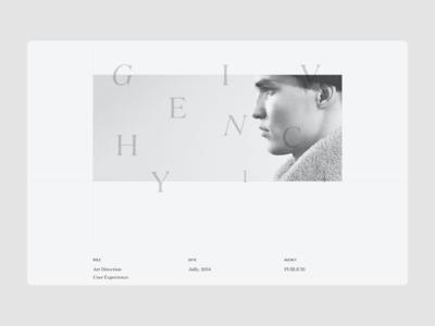 Project Page — Alexandre Rochet Portfolio 2016
