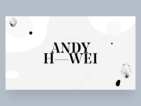 Andy H. Wei - Intro