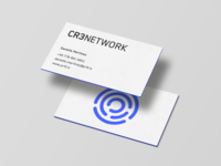 CR3 Network - Business Cards