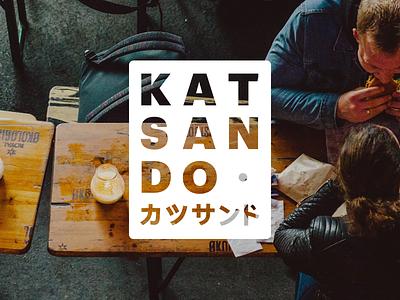 Katsando - Logo photography truck food food truck identity design logo identity branding design brand