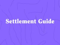 Settlement Guide - Logo
