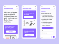 Settlement Guide - Web App