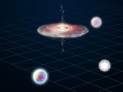 Black Hole App - Design Studies
