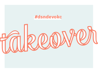 DSN+DEV+OKC Takeover Letters for Insta