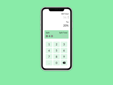Daily UI 004- Calculator