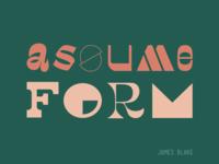 Top 10 Albums of 2019 / 2. Assume Form - James Blake