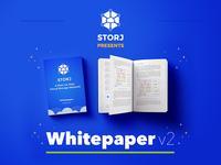New Storj Whitepaper