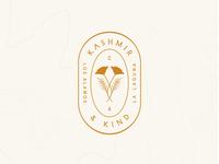 Kashmir & Kind branding