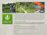 Sitka Trail Works Website