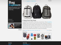 Bag Exposure Website