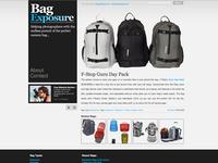 Bag Exposure Website
