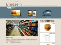 Breeze In website