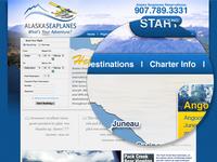 Alaska Seaplanes Concept