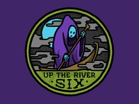 Up The River Six | Ben Cochrane