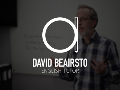 Logo Design - English Tutor