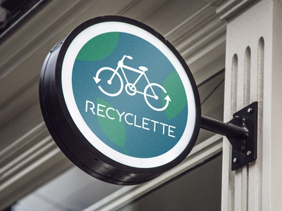 Logo : Eco-Friendly Bike Shop