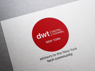 DWT Digital Counsel logo