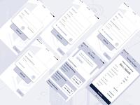 Server App | Wireframe