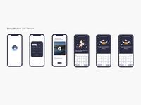 Entry Module | Ui Design