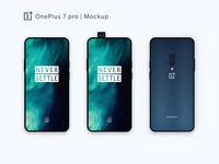 OnePlus 7 Pro Mockup
