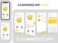 E Commerce App  Kit