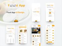 Food App UI Design