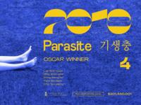 Parasite movie/ redesign/